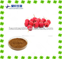 hawthorn berry plants