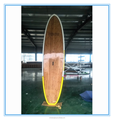 Top quality bamboo 10ft sup board