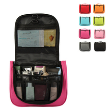 Kamus brand promotional cheap customized cosmetic storage waterproof travel makeup bags
