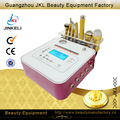 Multifunctional easy peel microdermabrasion machine for home use