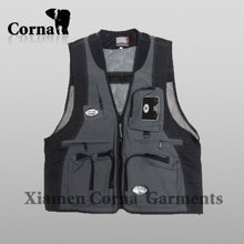 2017 Professional Factory Price Fishing Vests For Sale