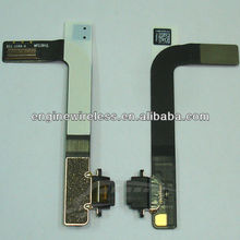 For Ipad 4 Parts Dock Connector Charging Port Flex Cable(ipad With Retina Display)