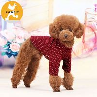 Beautiful multicolored pet clothes/dog apparel