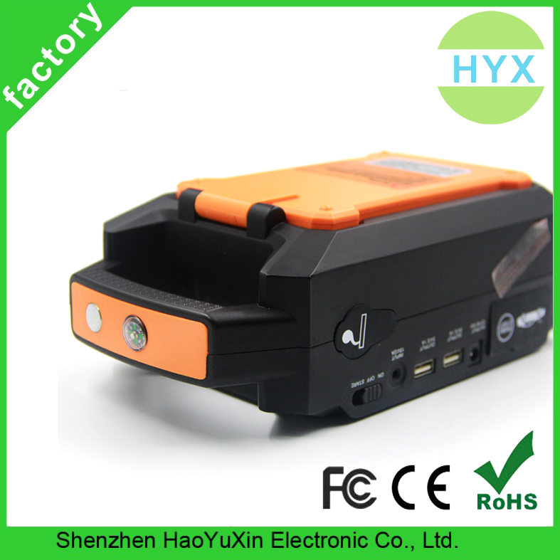High quality jump up 12V/24V multifunction portable emergency car jump starter