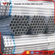 Online shop china New product galvanized pipe chart