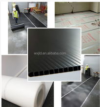 Durable pp hollow plastic sheets/board for floor protection