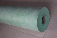 polypropylene fiber waterproof roofing felt building material price