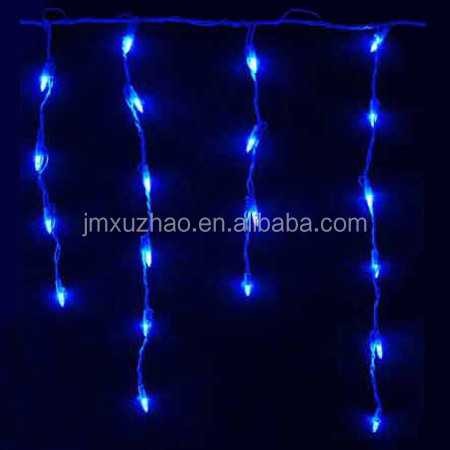 For UL approve M5 icicle LED light strings in US market Standard hot sales