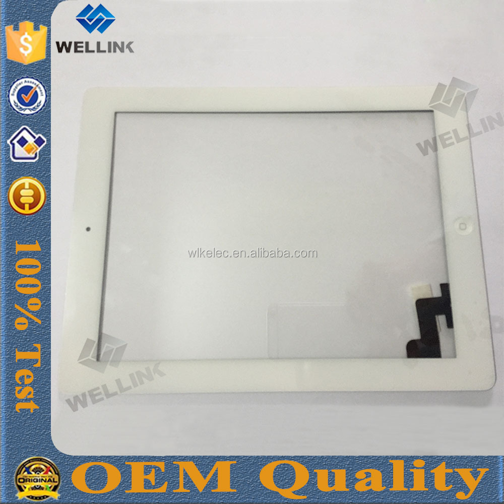 Cheap Price for ipad 2 touch screen Half Assembly big Discount