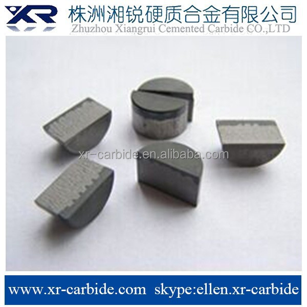 super hard material PDC cutter insert for Oilfield Drilling