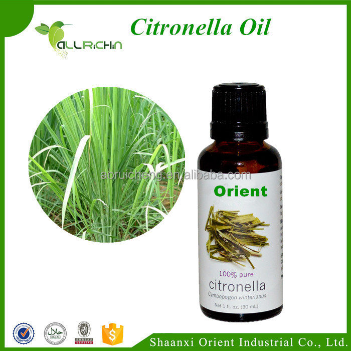 100% Pure and Bulk Citronella Oil Price for Insect Repellent