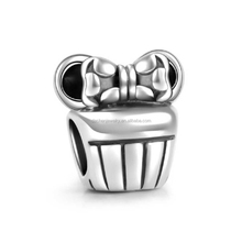 Silver Accessories for Jewelry 925 Spacer Charm Bead European Beads