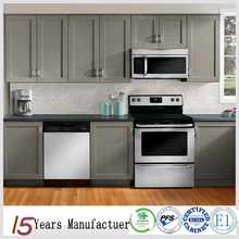 China Flat Pack Kitchen Cabinet For Cheap