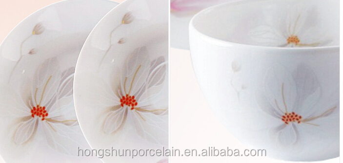 ceramic porcelain tea coffee cup and saucer sets factory