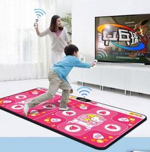 Twin PC TV 16 Bit Wireless Dance Mat