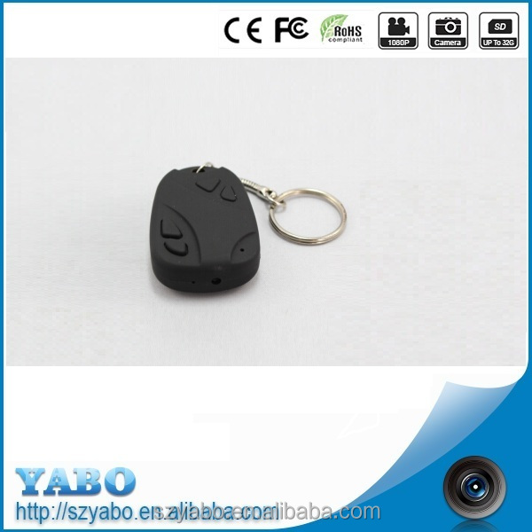 Mini USB Cable Camera Mini Spy Keychain Car Key