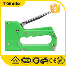 Easy Compression Handle hand sheet metal stapler GS staple gun