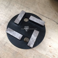 2 Segments Metal Bond Diamond grinding disc for concrete