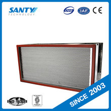 High temperature degreasingHEPA filter