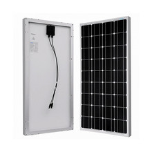 18v mono solar panel 100 w 90w 80w best price monocrystalline solar panel 100w for 12v solar system