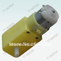 used in robot,low speed,130 dc plastic gear motor
