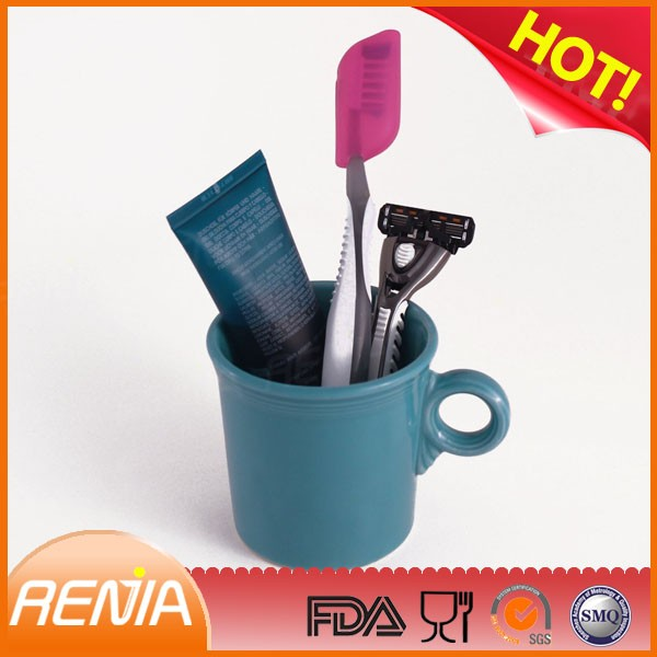 RENJIA toothbrush head cover toothbrush travel case silicone toothbrush holder with cover