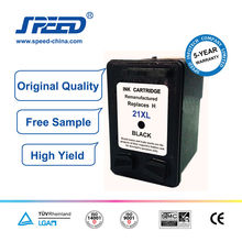 High quality Remanufactured and Compatible ink cartridges for HP 21 HP 21XL C9351A
