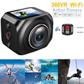 WIFI Sport Action Camera 360 Degree wide angle Waterproof Portable Cam Diving Camcorder Mini Sports Action Camera