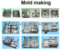 high quality hot runner plastic injection making molds & tools RFQ shanghai China injection mold die casting