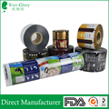 Custom Gravure Printed Glossy Food Film Roll Supplier