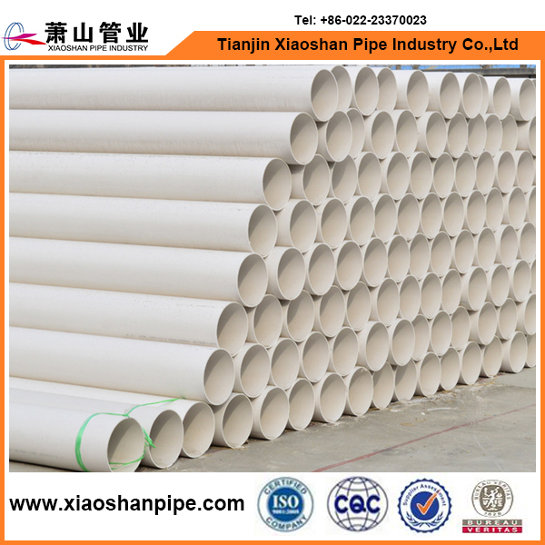 Factory pvc drainage pipe manufacturers