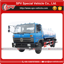 Dongfeng 2100 gallons capacity water tank truck price