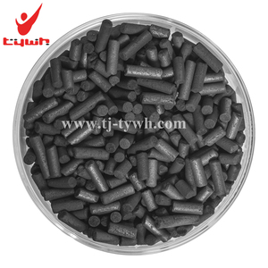 cylindrical anthracite coal based activated carbon