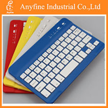 new arrival factory price with flip cover mini bluetooth keyboard for ipad