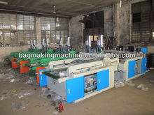Recycled Plastic Bag Making Machine For T-shirt Bags Vest Bags