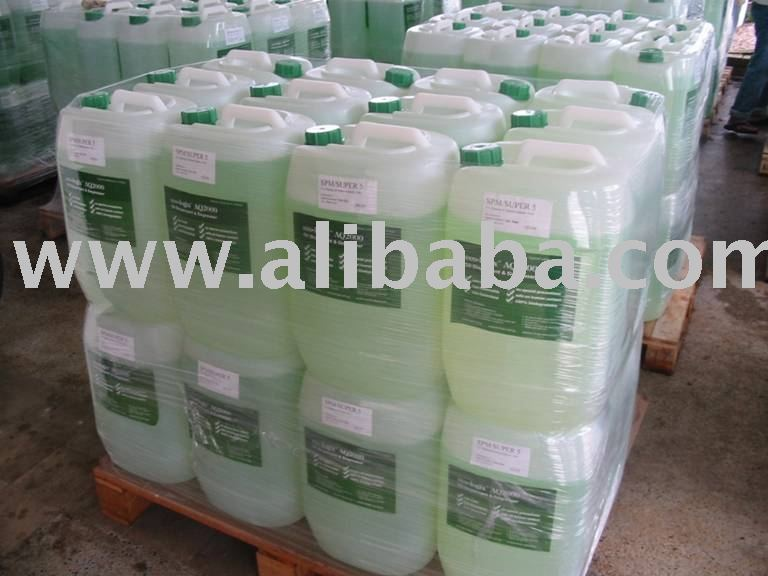 Oil Dispersant Degreaser & Detergent