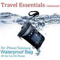 High Quality Cheap PVC Waterproof Pouch for Swimming for Iphone 5/5S