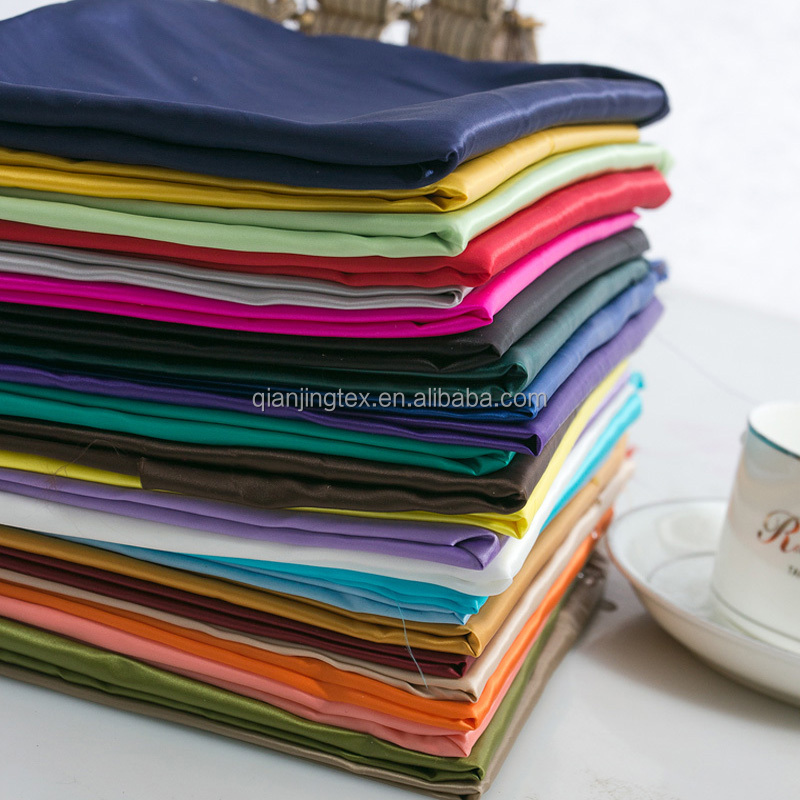 Good reputation high density 20D smooth soft <strong>nylon</strong> satin fabric