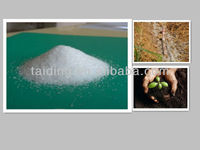 Super absorbent polymer (SAP) for agriculture