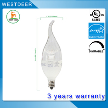 Dimmable High bright Long lifespans led bulb light spa capsule with UL listed