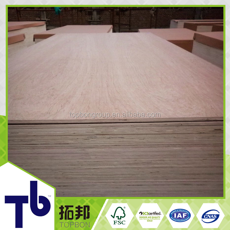 China Supplier Topbon Plywood For Wardrobe Exterior Doors Best Price Commercial Plywood Buy