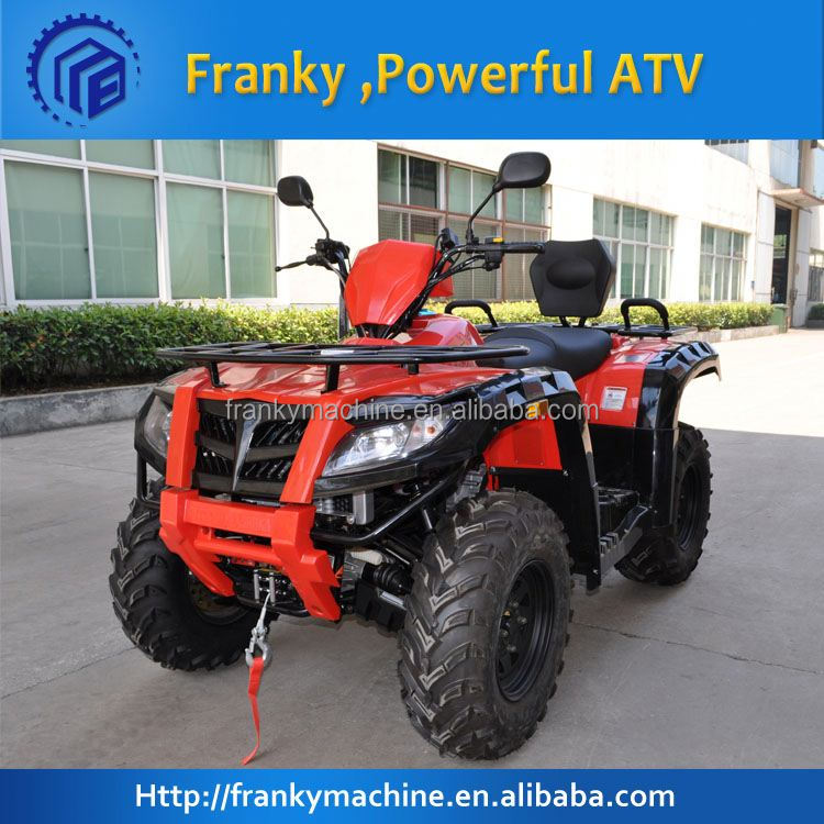Competitive atv 500cc 4x4