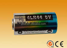 car remotes battery 4lr44 6v alkaline dry battery 4A76