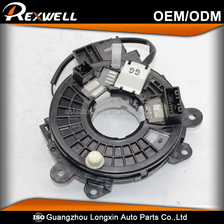 OEM NO. 25554-JP00A High Quality Auto Spiral Cable Sub-Assy for Teana