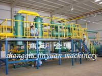 Fully Automatic Continuous Tyre Pyrolysis Machine,Tire Recycling