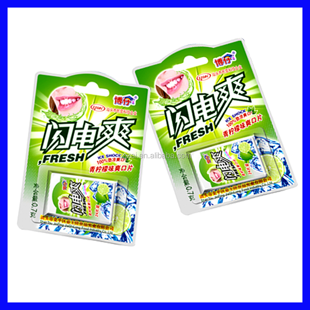 refreshing oral products paper mint JSL004