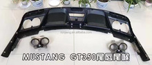New products !!! Rear diffuser assembly for Mustang GT350