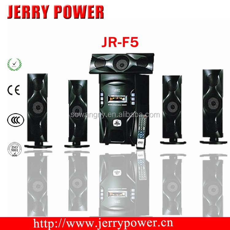 China Factory Low Price OEM Home Theater Sound System Theatre 5.1channel