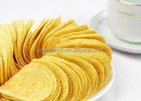 pringle chips production line/small potato chips machine
