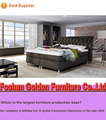 Luxury design low price bed models italian leather bed
